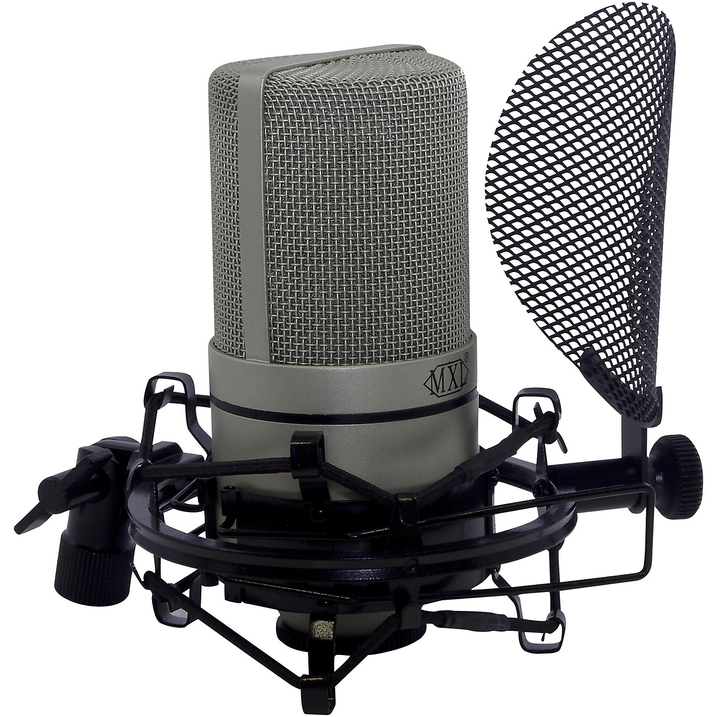 MXL Includes 990 microphone, SMP-1 PF/SM & cable thumbnail