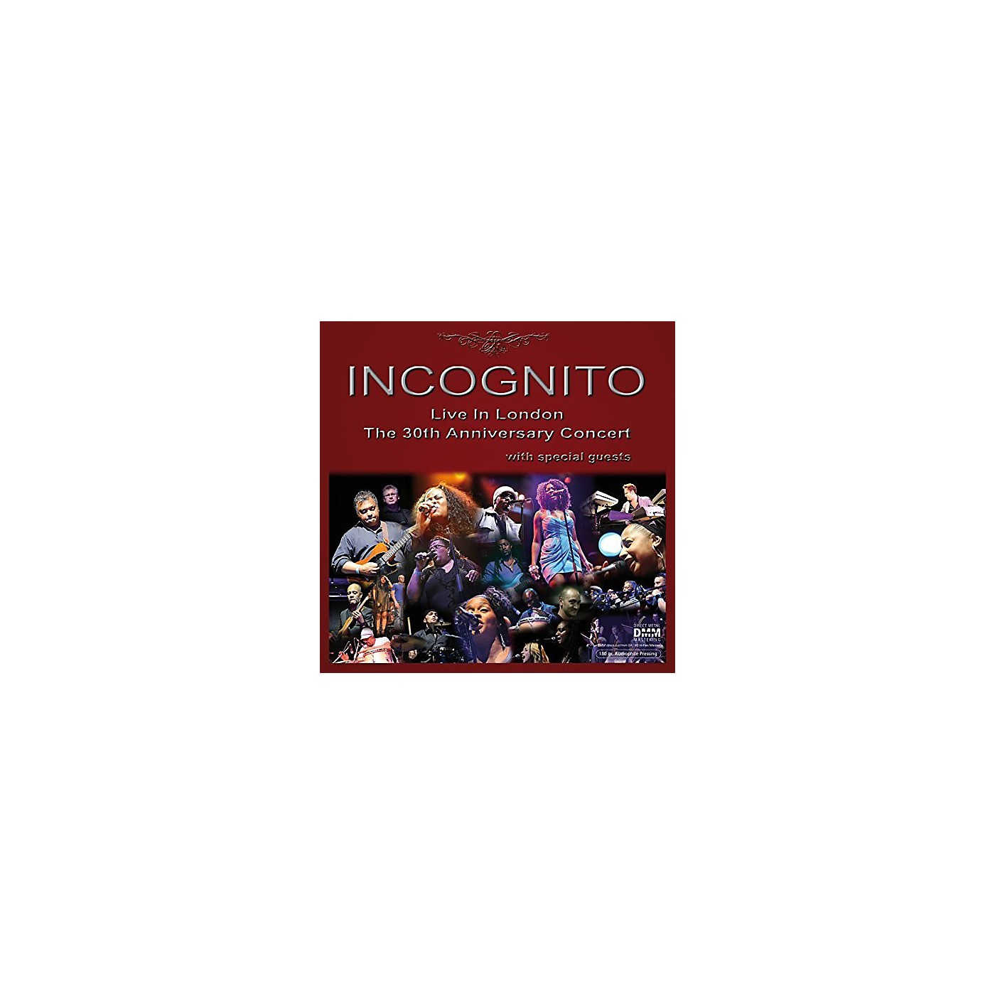 Alliance Incognito - Live In London: 30th Anniversary Concert thumbnail