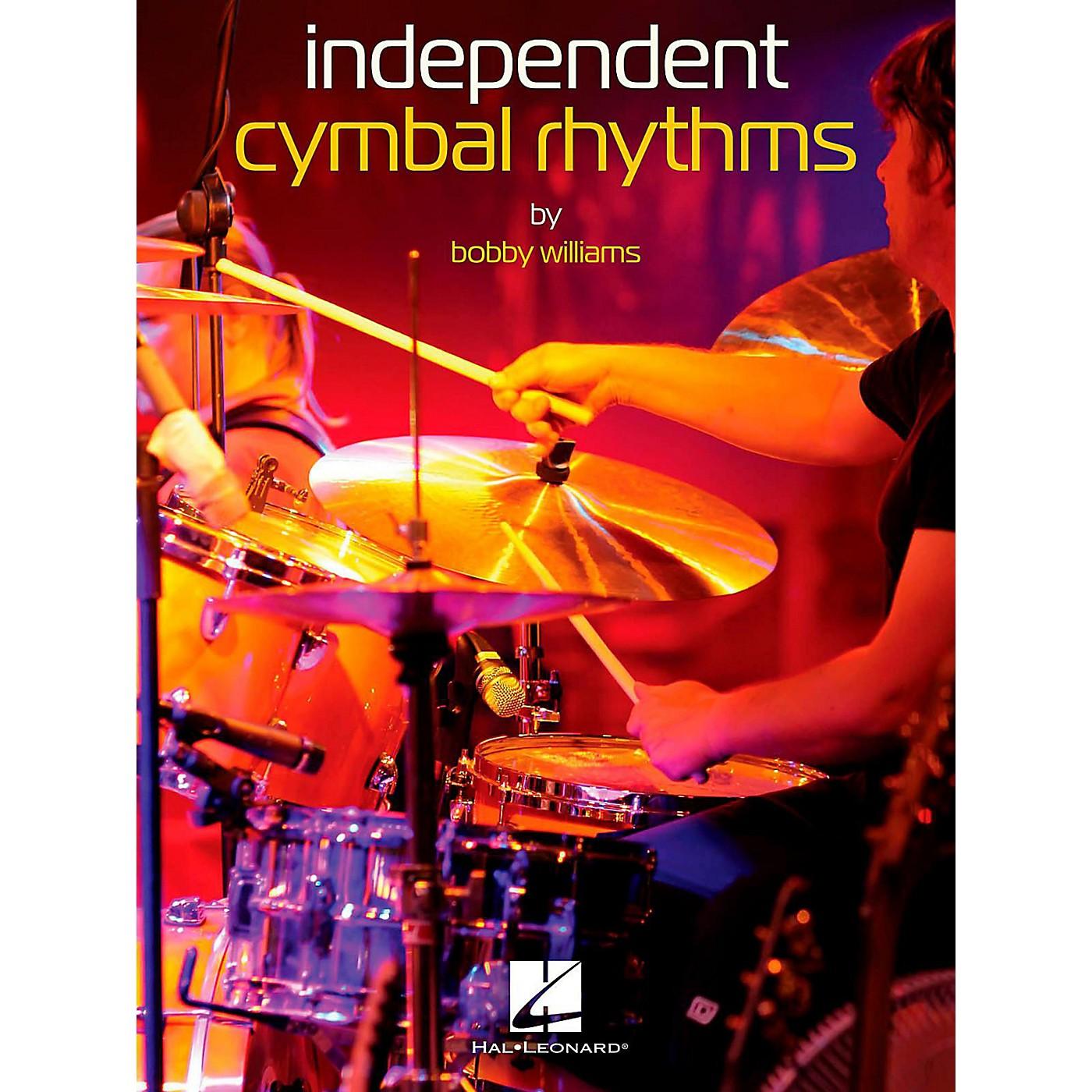 Hal Leonard Independent Cymbal Rhythms thumbnail