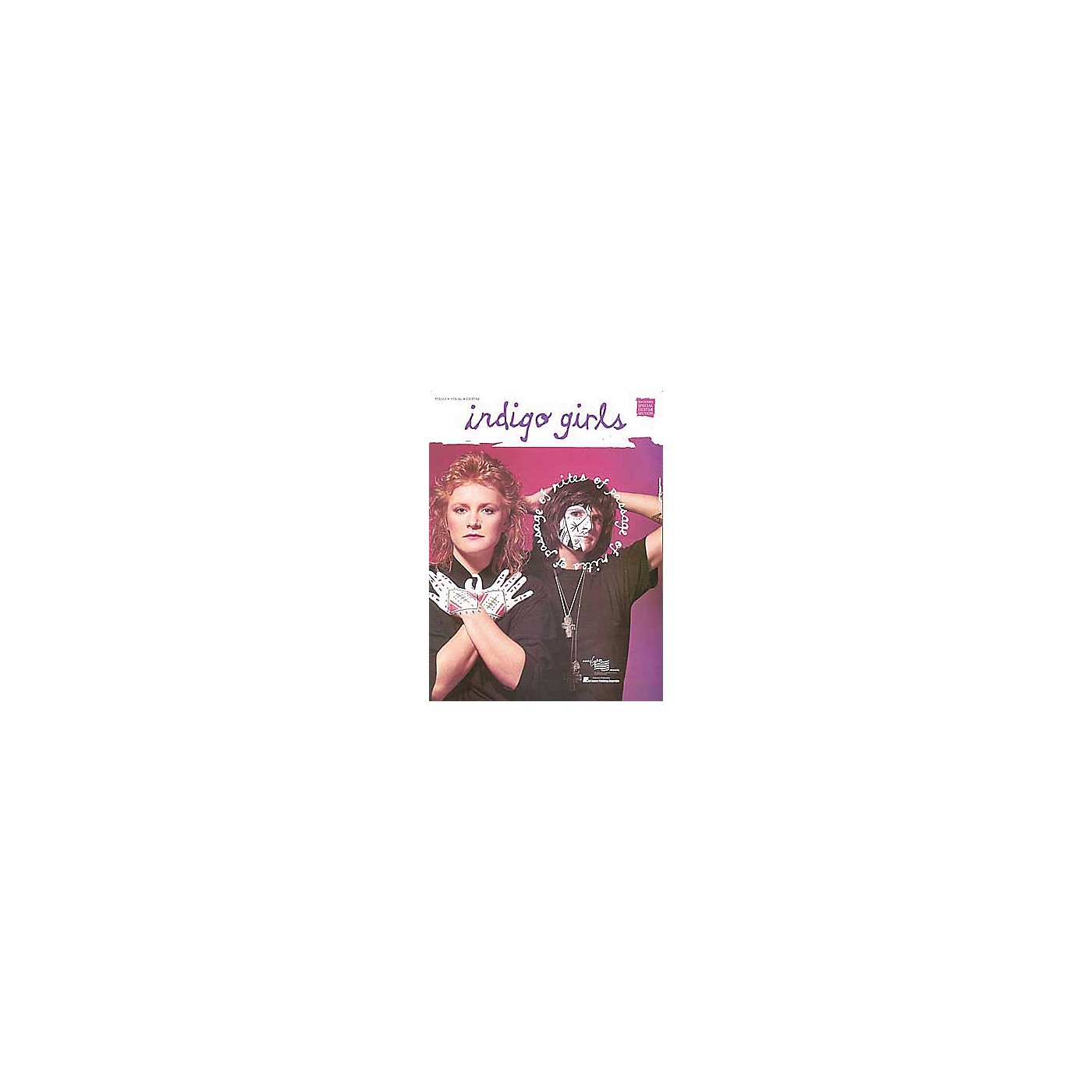 Hal Leonard Indigo Girls - Rites of Passage Piano, Vocal, Guitar Songbook thumbnail