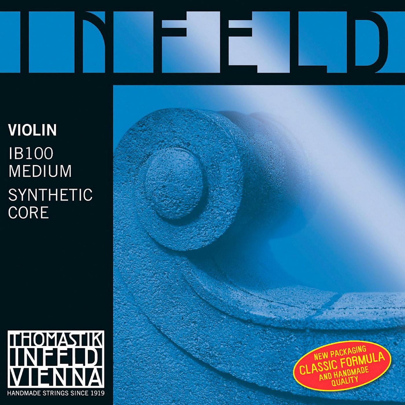 Thomastik Infeld Blue Series 4/4 Size Violin Strings thumbnail