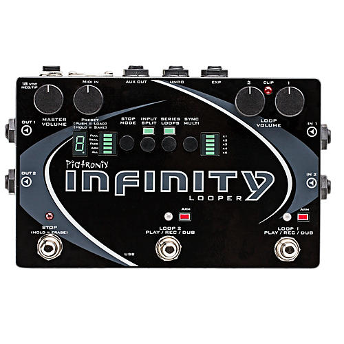 Pigtronix Infinity Looper Pedal thumbnail