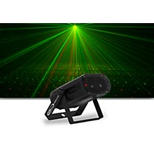 Eliminator Lighting Infinity Red and Green Mini Laser