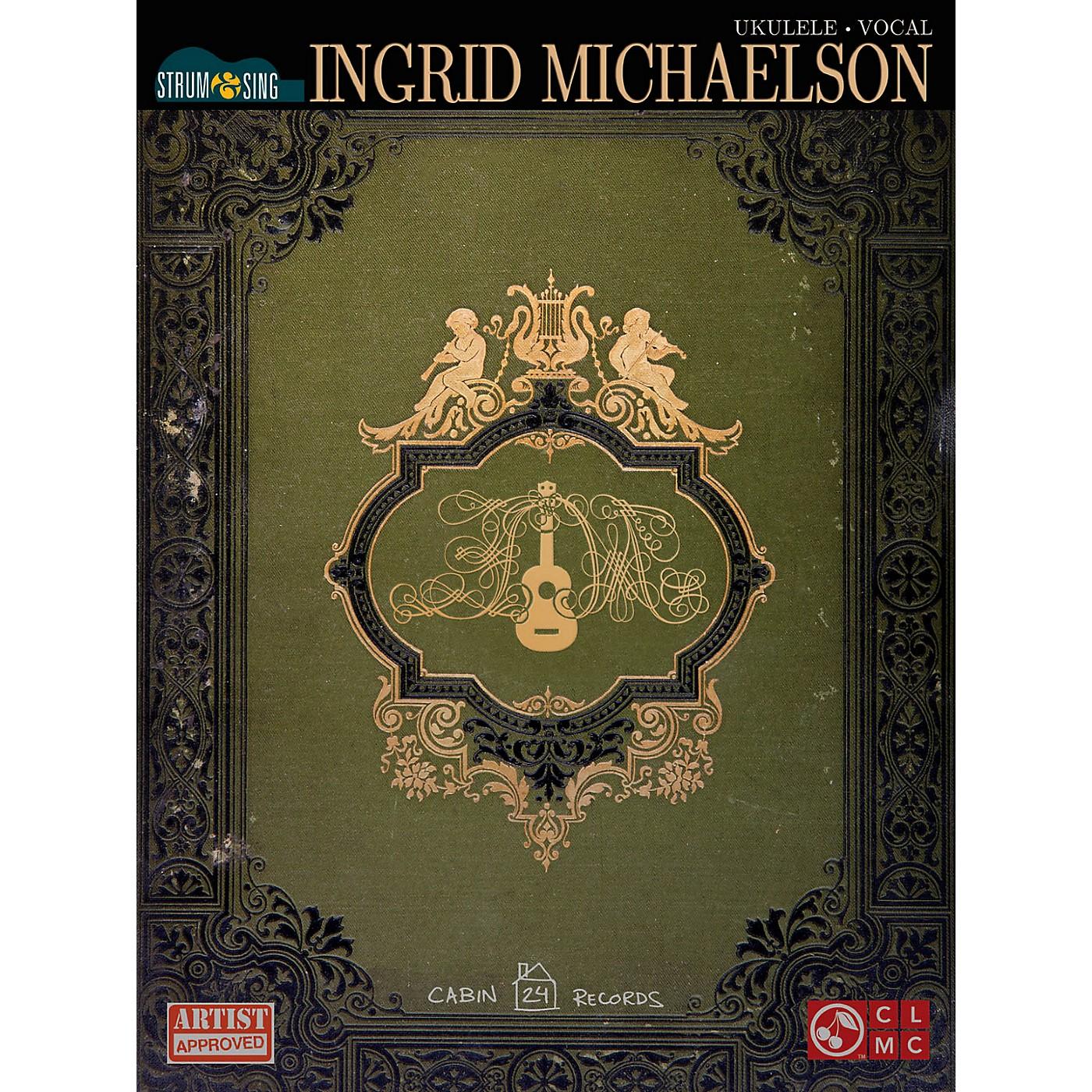Hal Leonard Ingrid Michaelson - Strum & Sing Ukulele Songbook thumbnail