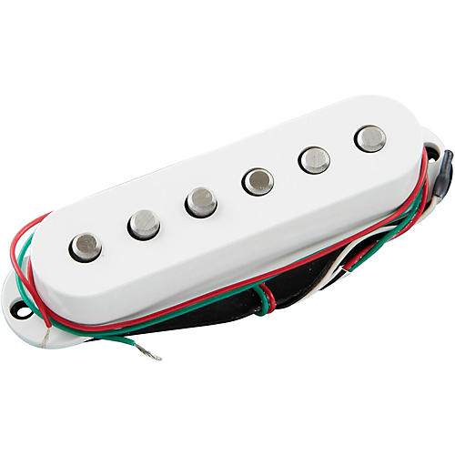 DiMarzio Injector Neck White Extra Black Cover thumbnail