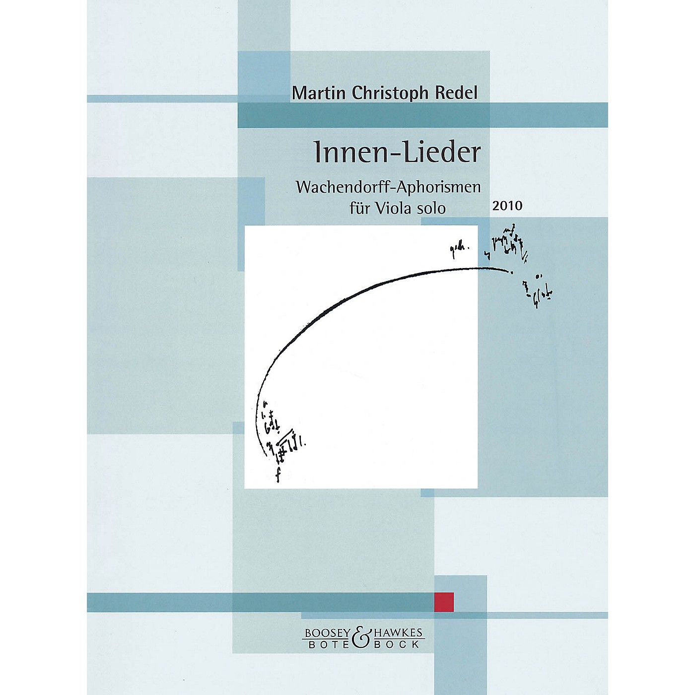 Bote & Bock Innen-Lieder, Op. 67 Boosey & Hawkes Chamber Music Series Softcover thumbnail