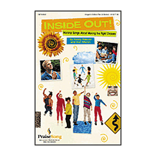 Hal Leonard Inside Out-Worship Songs About Making the Right Choices- Choir Trax CD thumbnail