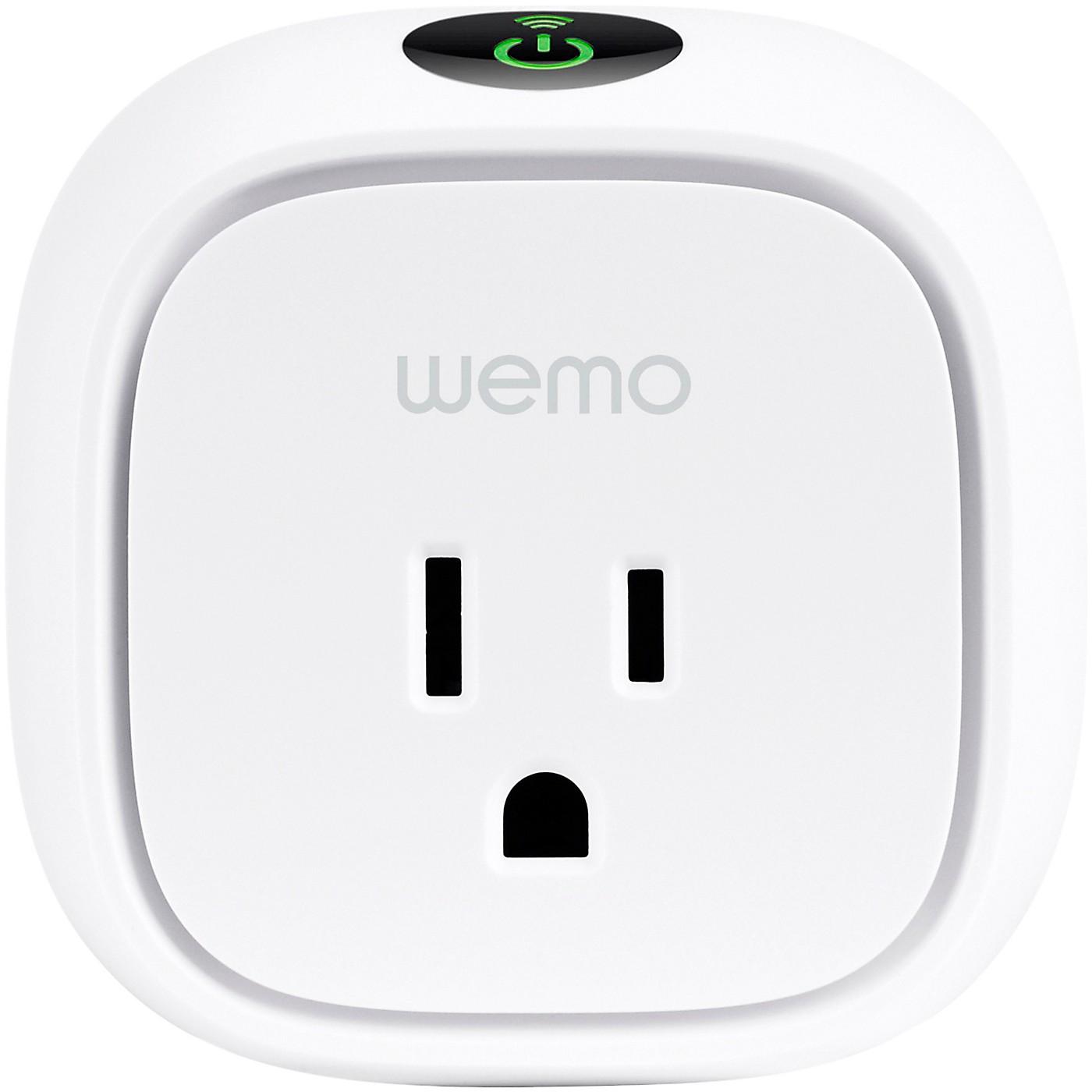 WeMo Insight Smart Plug thumbnail
