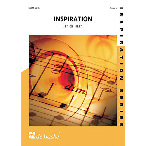 Hal Leonard Inspiration Score Only Concert Band thumbnail