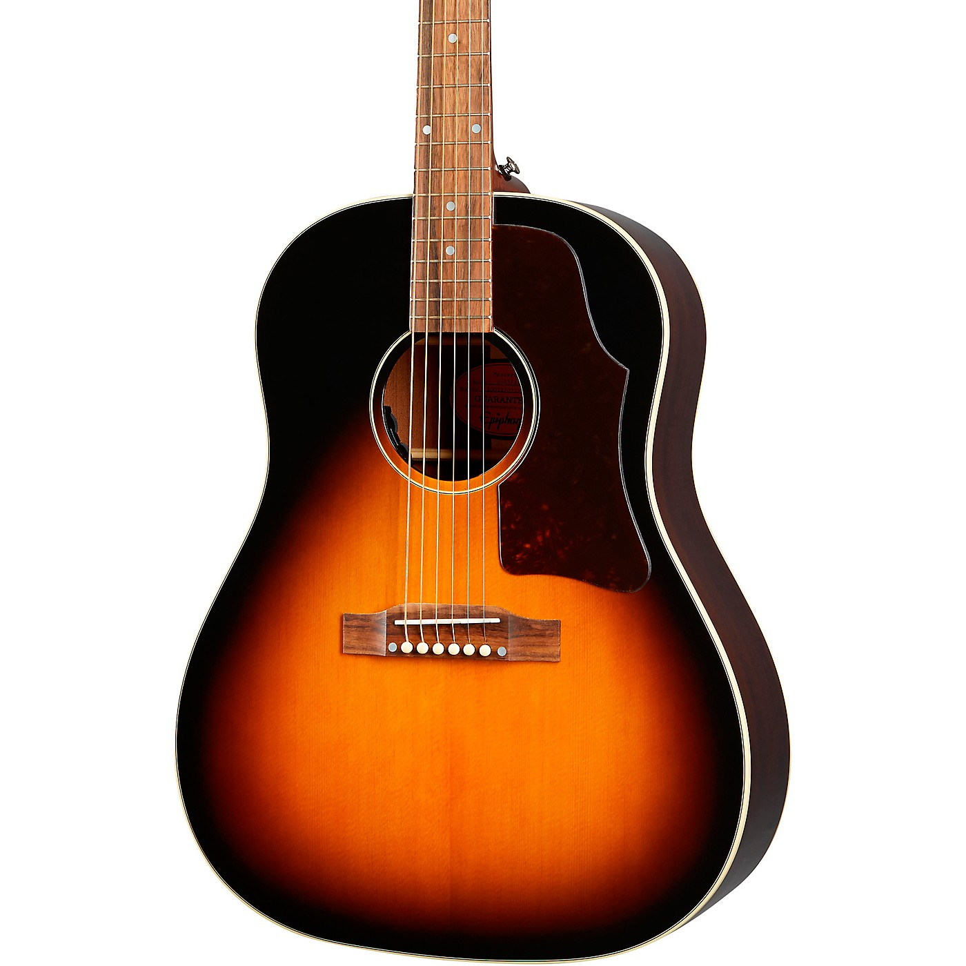 Epiphone Inspired by Gibson J-45 Acoustic-Electric Guitar thumbnail