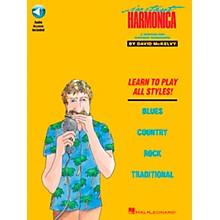 Hal Leonard Instant Harmonica Book/CD