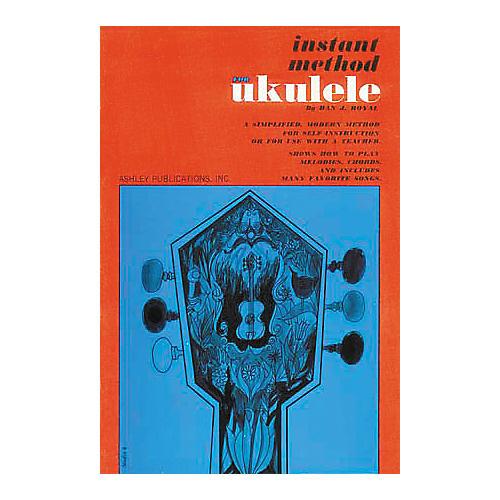 Ashley Mark Instant Method For Ukulele Book thumbnail