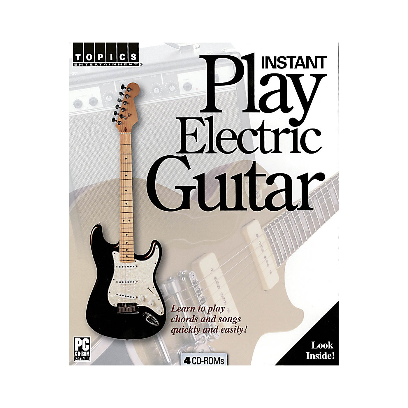 Music Sales Instant Play Electric Guitar Music Sales America Series CD-ROM thumbnail
