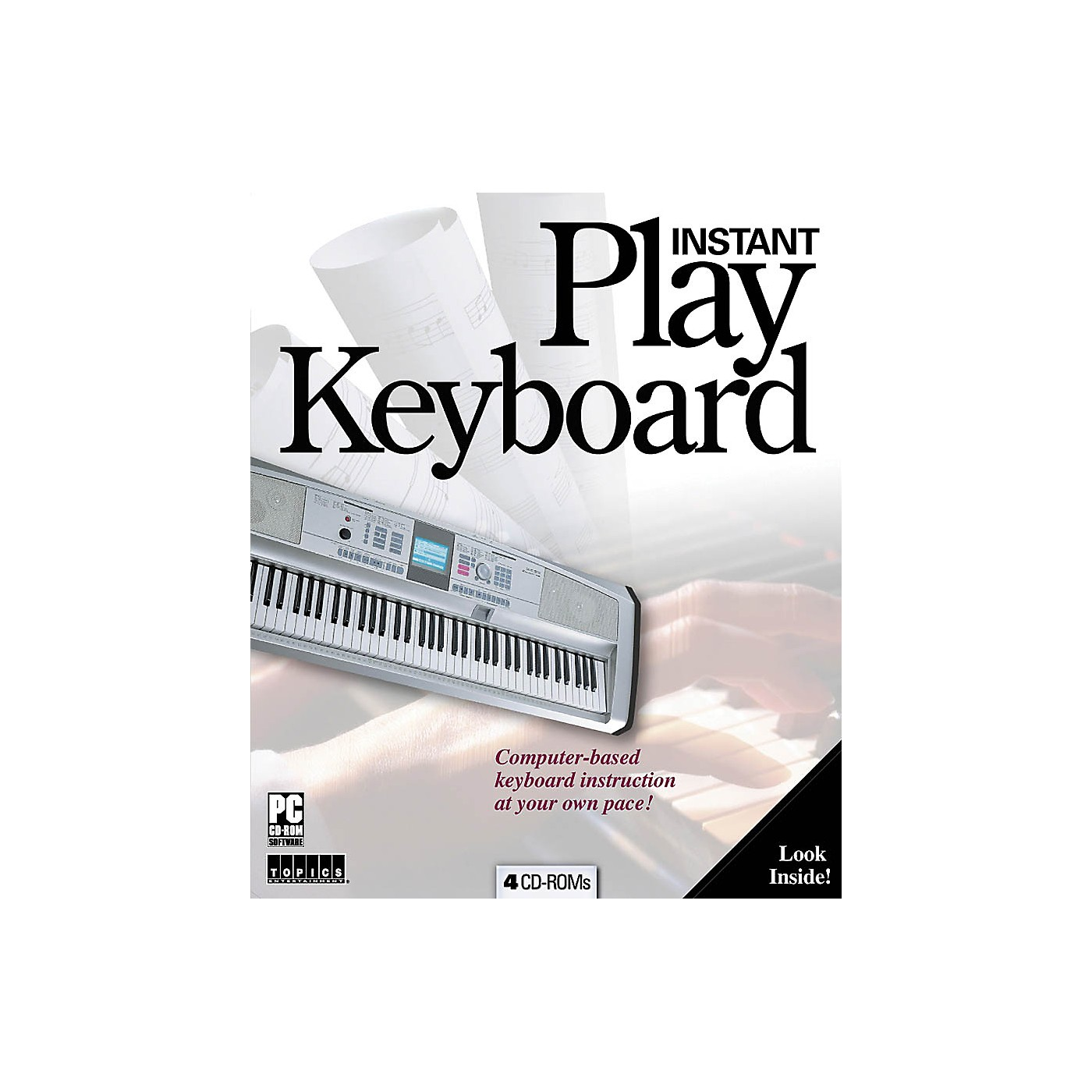 Music Sales Instant Play Keyboard Music Sales America Series CD thumbnail