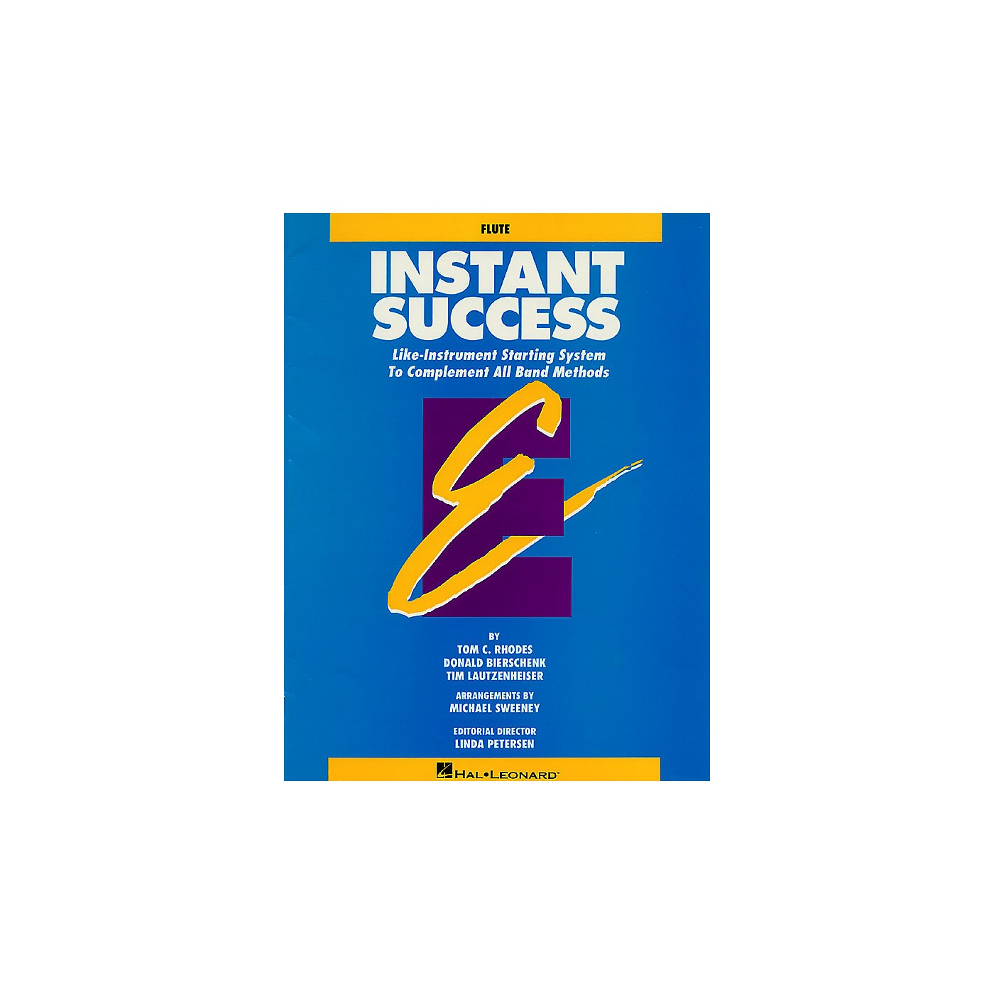 Hal Leonard Instant Success - Bb Tenor Saxophone (Starting System for All Band Methods) Essential Elements Series thumbnail