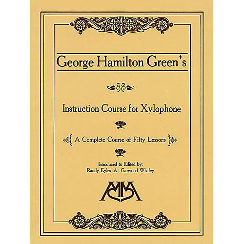 Meredith Music Instruction Course For Xylophone by George Hamilton Green thumbnail