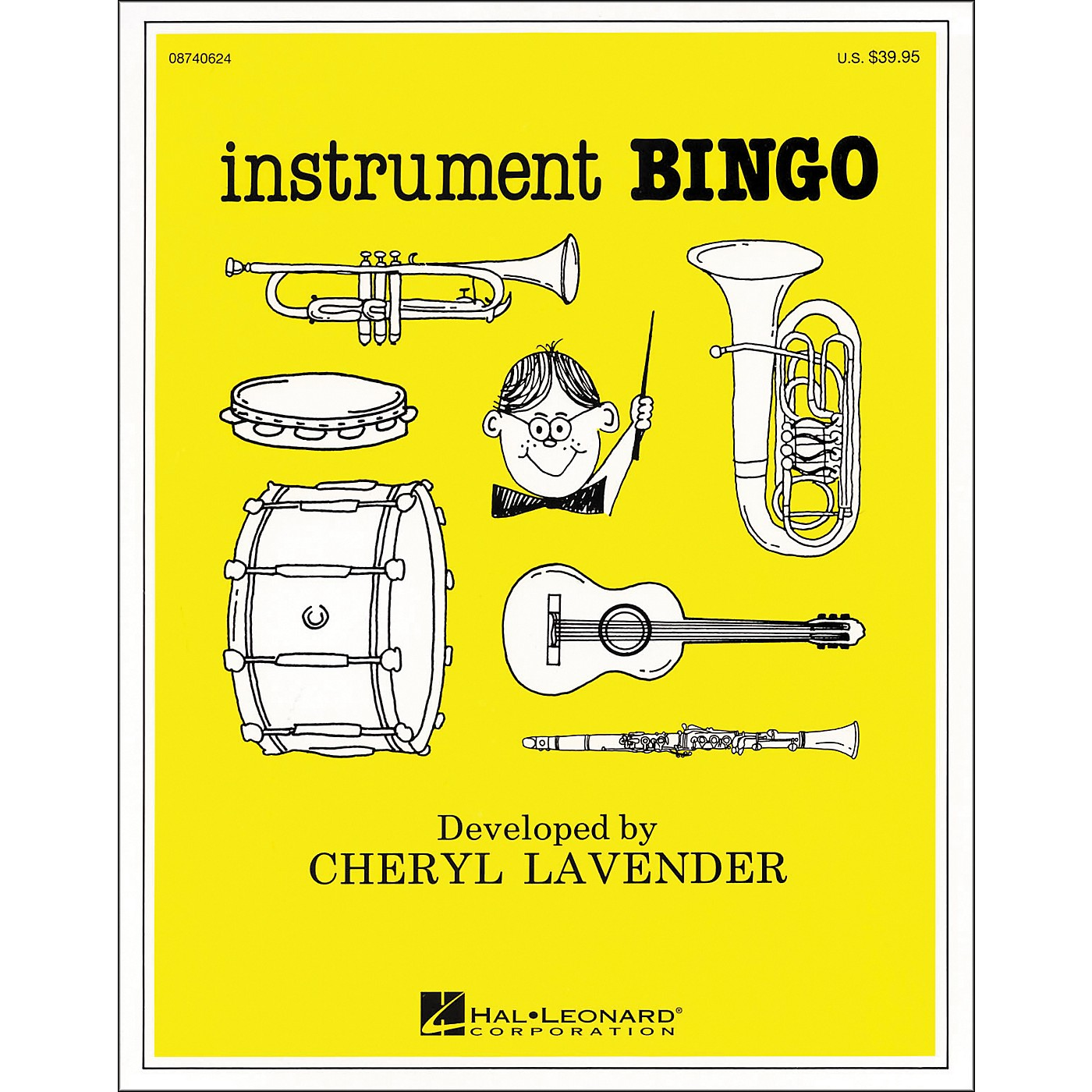 Hal Leonard Instrument Bingo thumbnail