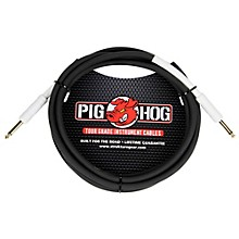 "Pig Hog Instrument Cable 1/4"" - 1/4"" (1 ft.)"