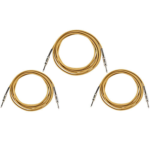 Musician's Gear Instrument Cable 3 Pack thumbnail