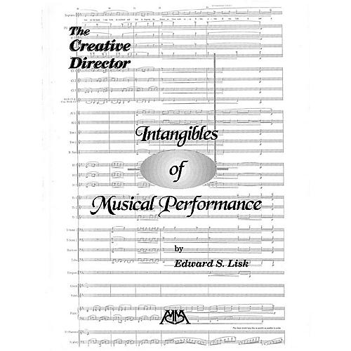 Meredith Music Intangibles of Musical Performance Meredith Music Resource Series by Edward S. Lisk thumbnail