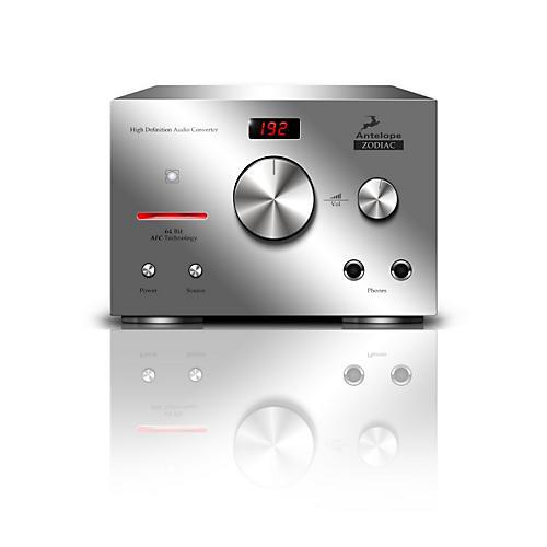 Antelope Audio Integrity Zodiac 192kHZ DAC High-Definition USB D/A Converter thumbnail