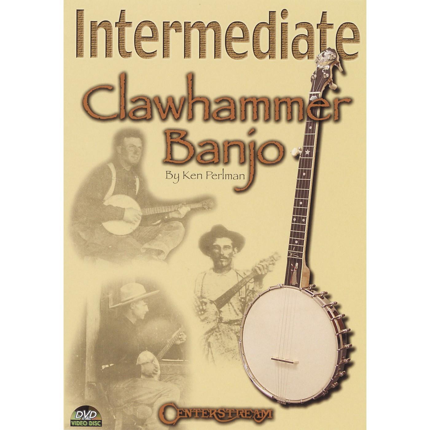 Centerstream Publishing Intermediate Clawhammer Banjo (DVD) thumbnail