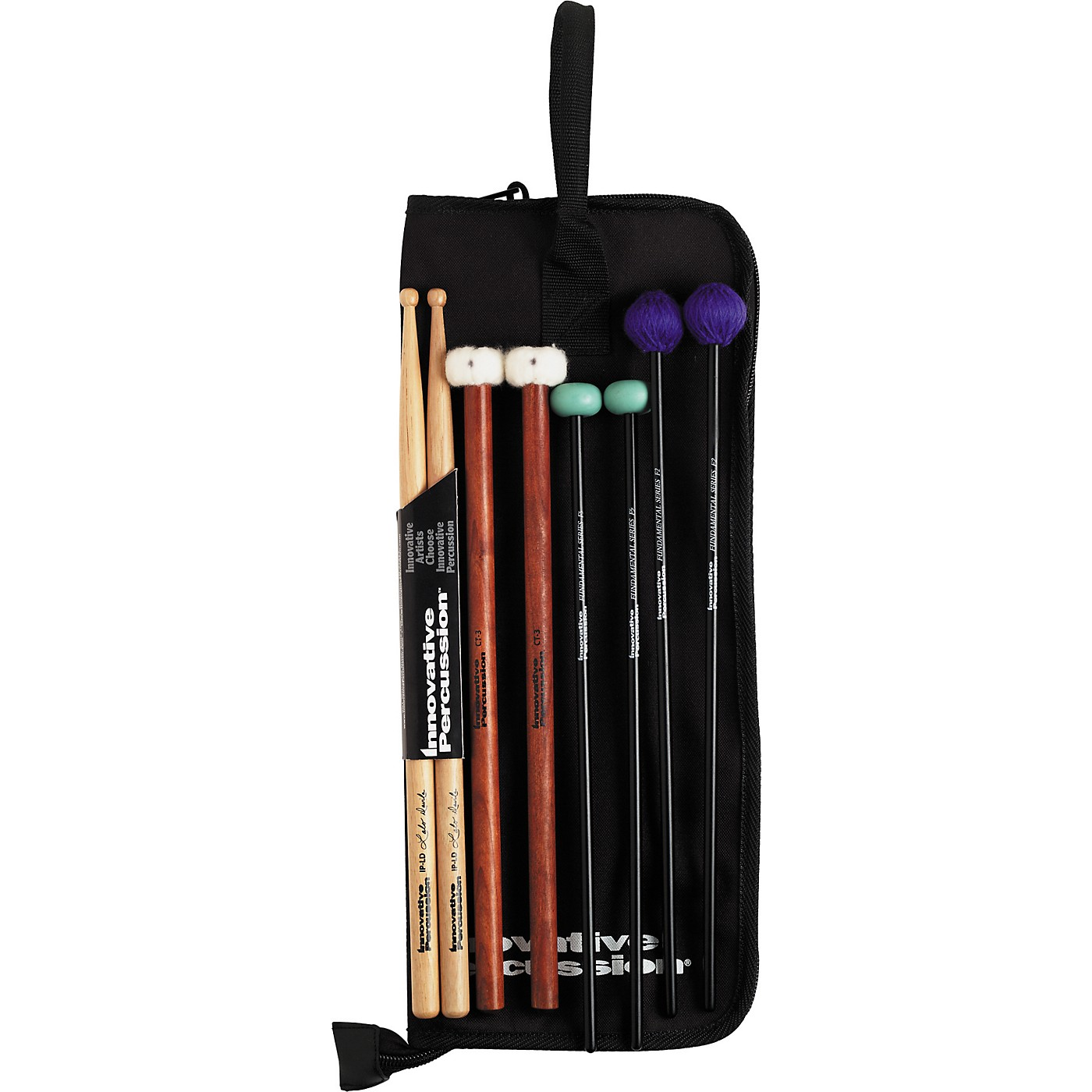 Innovative Percussion Intermediate Mallet Pack thumbnail