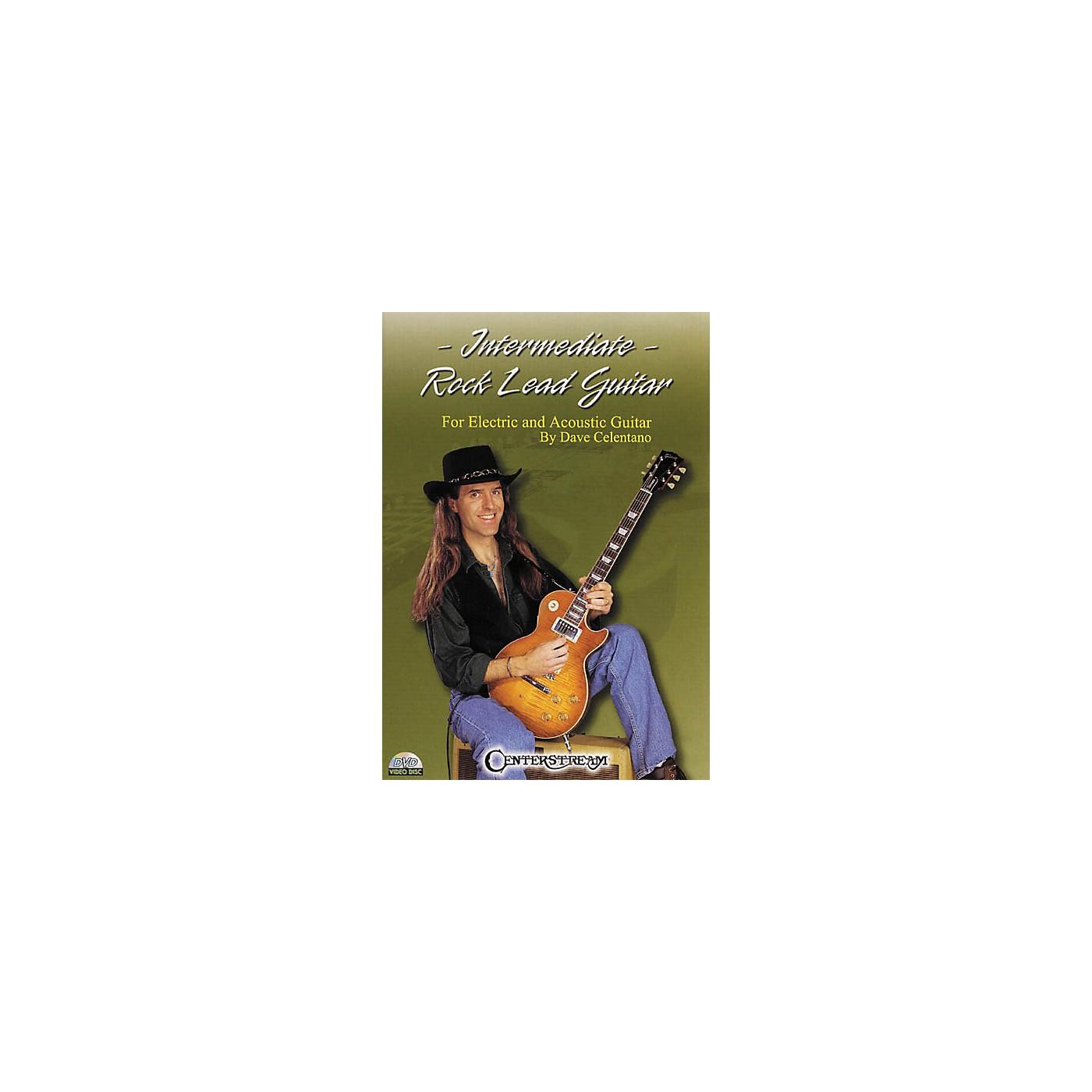 Centerstream Publishing Intermediate Rock Lead Guitar (DVD) thumbnail