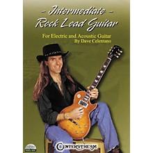 Centerstream Publishing Intermediate Rock Lead Guitar (DVD)