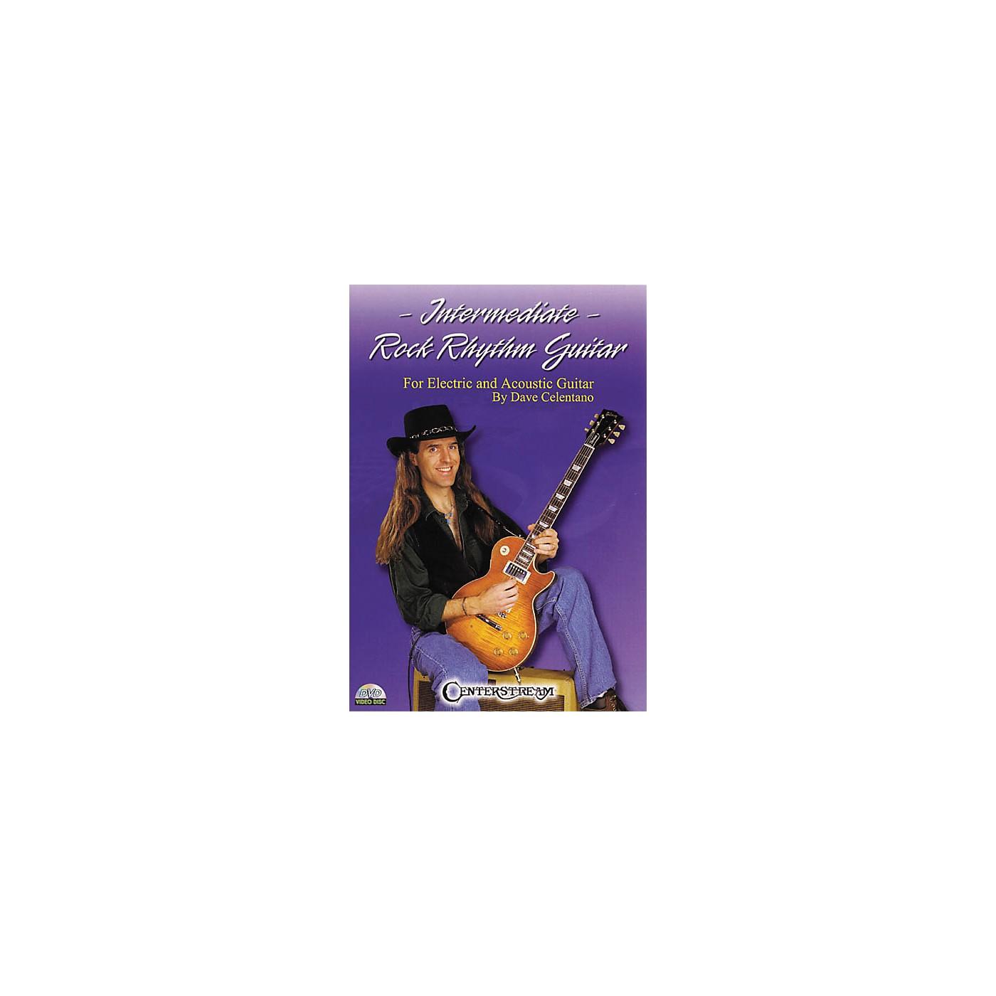 Centerstream Publishing Intermediate Rock Rhythm Guitar (DVD) thumbnail