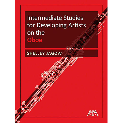 Meredith Music Intermediate Studies For Developing Artists On The Oboe thumbnail