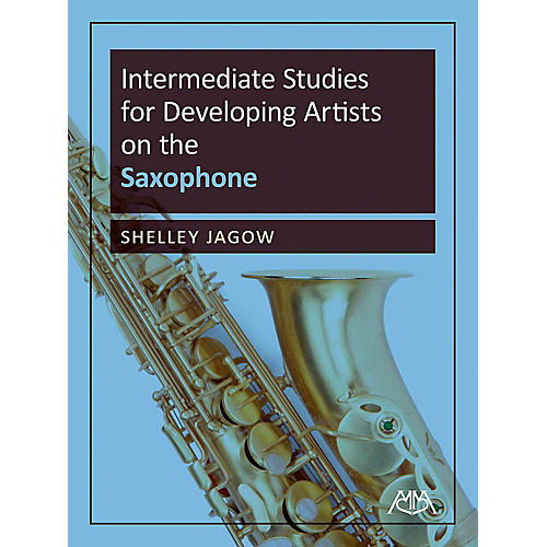 Meredith Music Intermediate Studies For Developing Artists On The Saxophone thumbnail