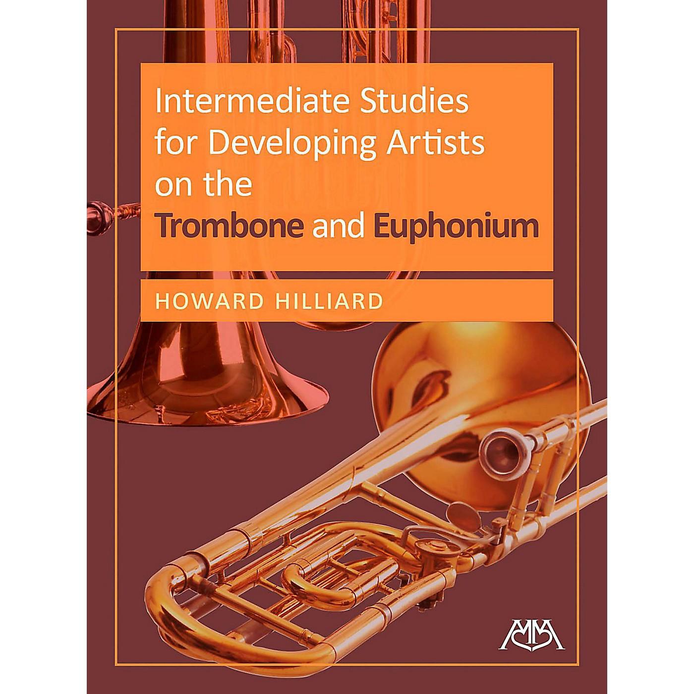 Meredith Music Intermediate Studies For Developing Artists On Trombone/Euphonium thumbnail