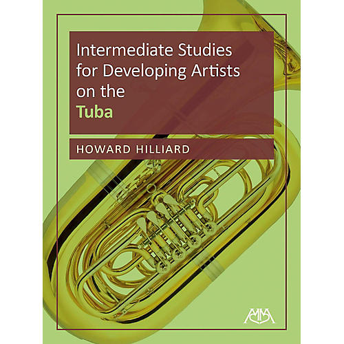 Meredith Music Intermediate Studies For Developing Artists On Tuba thumbnail