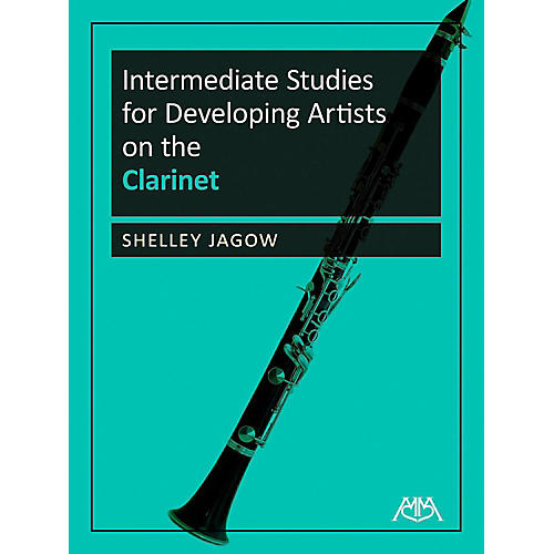 Meredith Music Intermediate Studies for Developing Artists on the Clarinet thumbnail