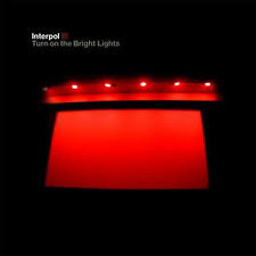 Alliance Interpol - Turn on the Bright Light thumbnail