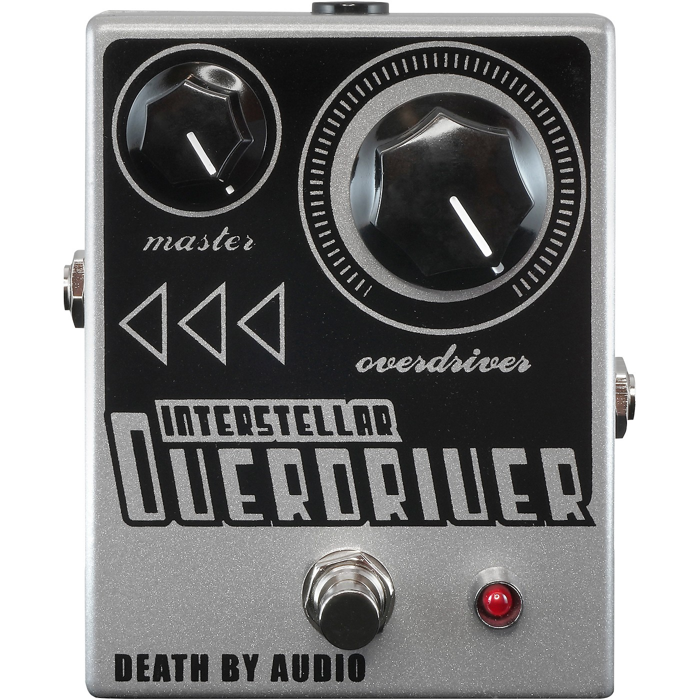 Death By Audio Interstellar Overdriver True Amp-Like Overdrive Pedal thumbnail