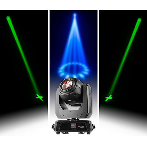CHAUVET DJ Intimidator Beam 140SR LED Effect Light-thumbnail