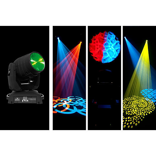 CHAUVET DJ Intimidator Beam LED 350 Moving Head Effects Light thumbnail