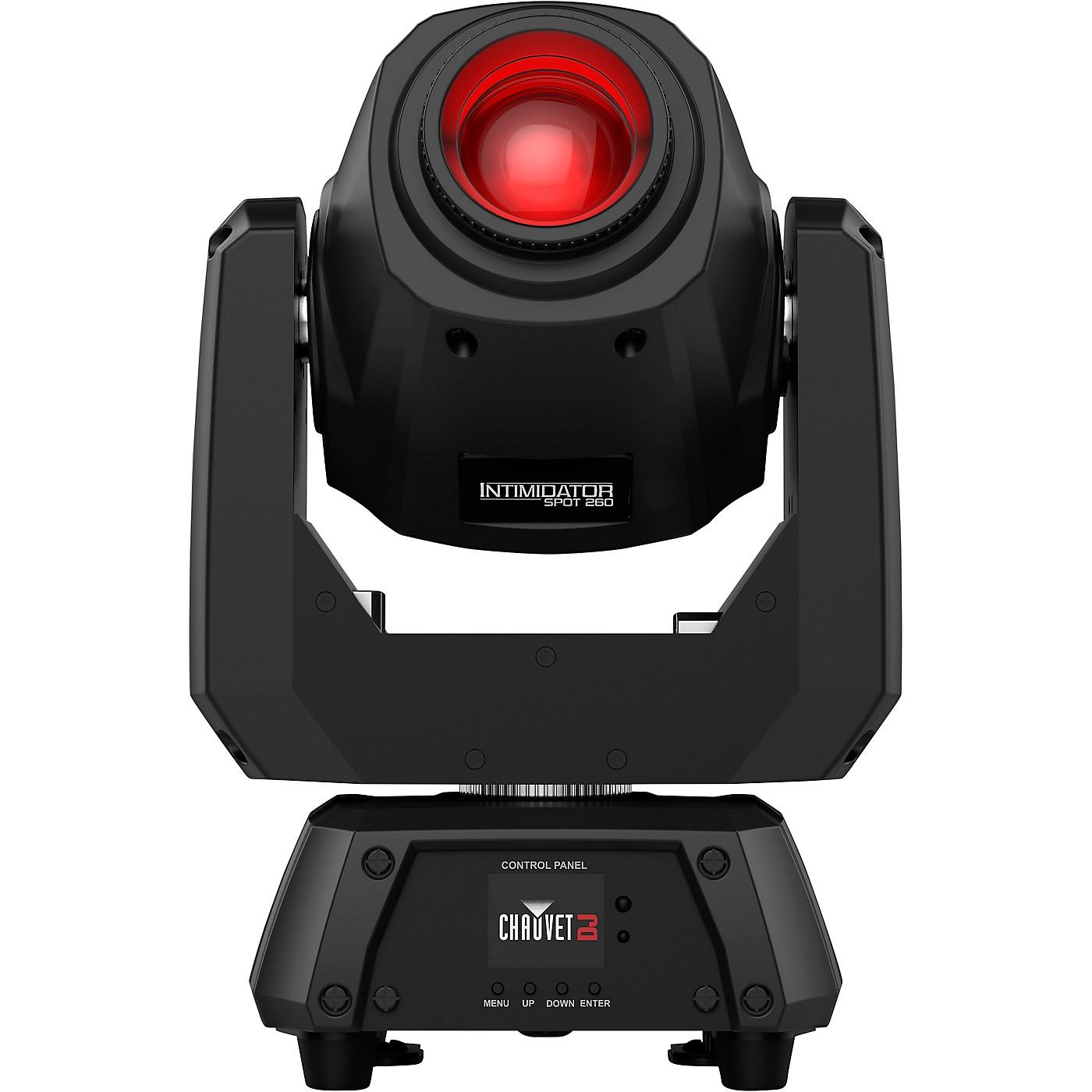 CHAUVET DJ Intimidator Spot 260 Moving-Head LED Spotlight thumbnail