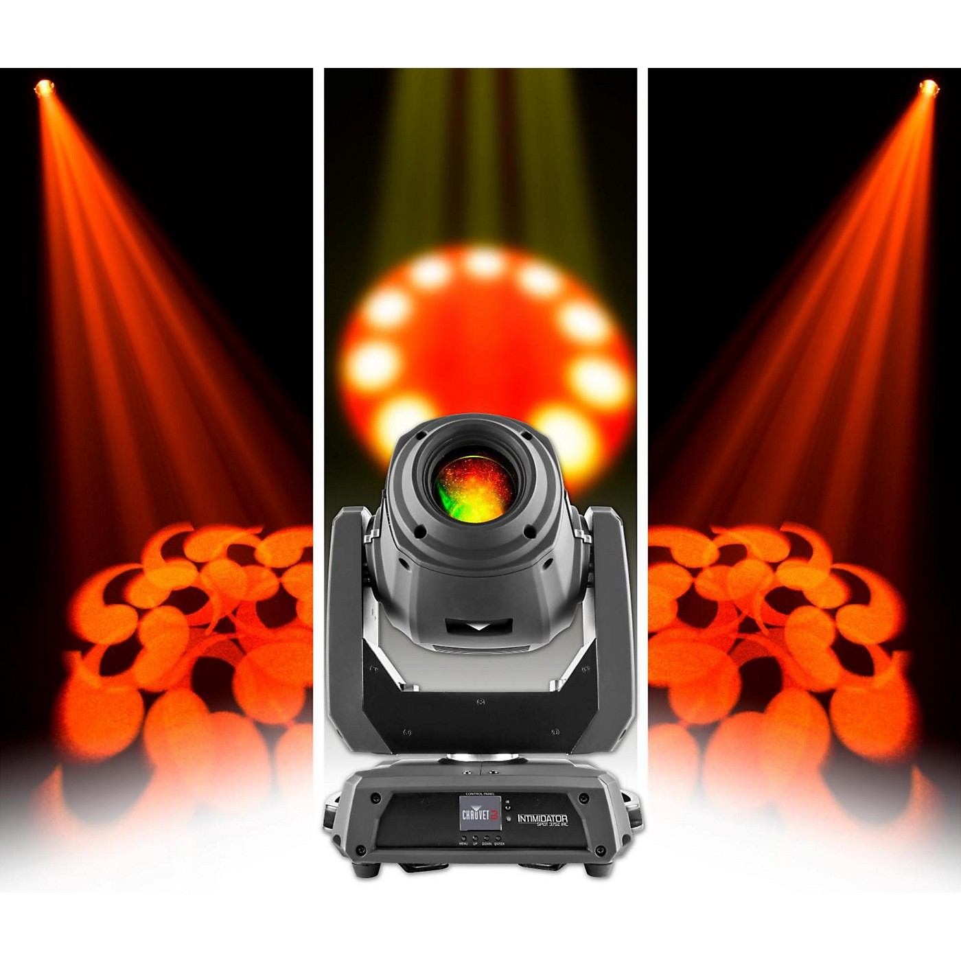 CHAUVET DJ Intimidator Spot 375Z IRC LED Effect Light thumbnail