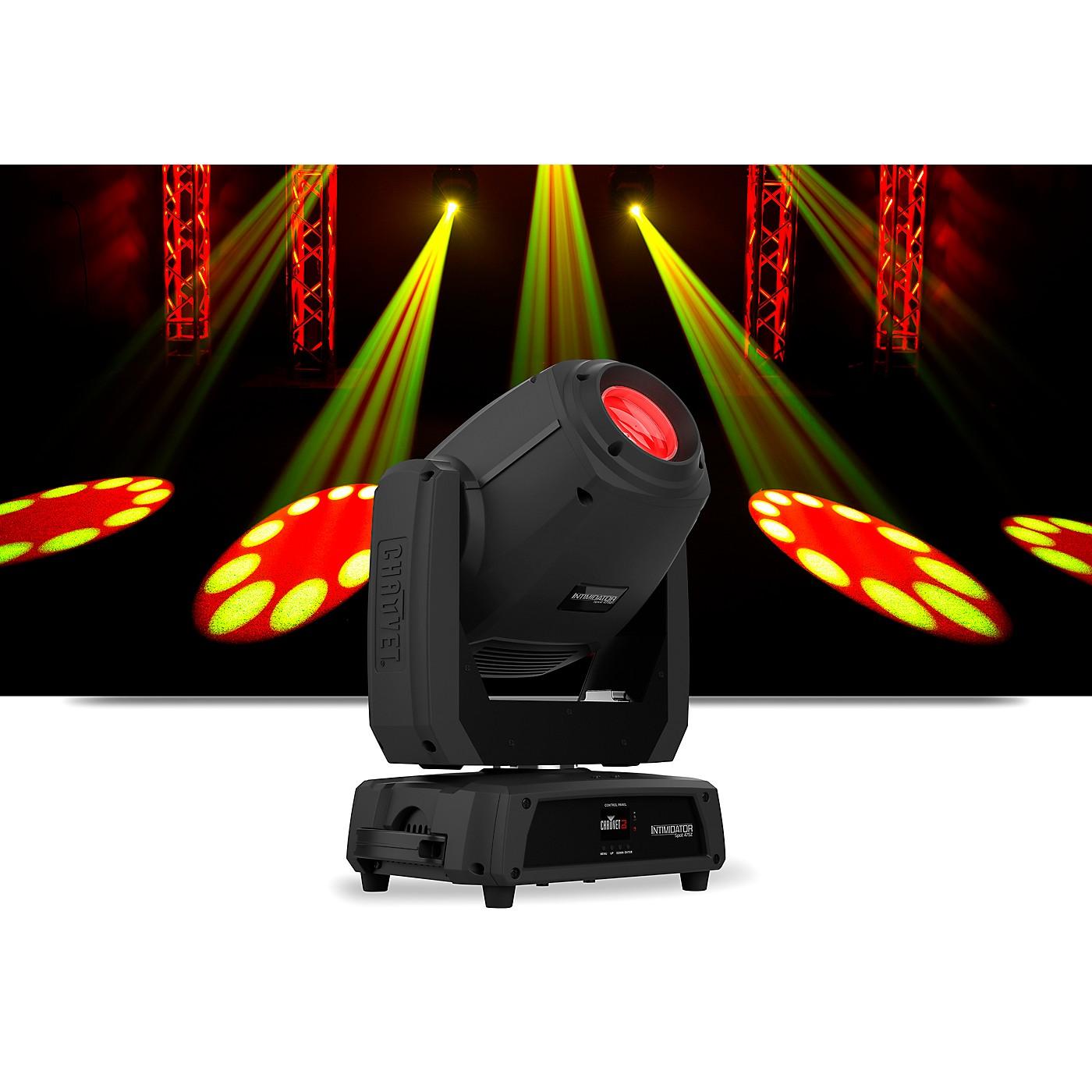 CHAUVET DJ Intimidator Spot 475Z Moving-Head LED Spotlight thumbnail