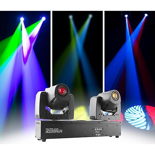 CHAUVET DJ Intimidator Spot Duo 155 Dual Compact LED Moving Heads thumbnail