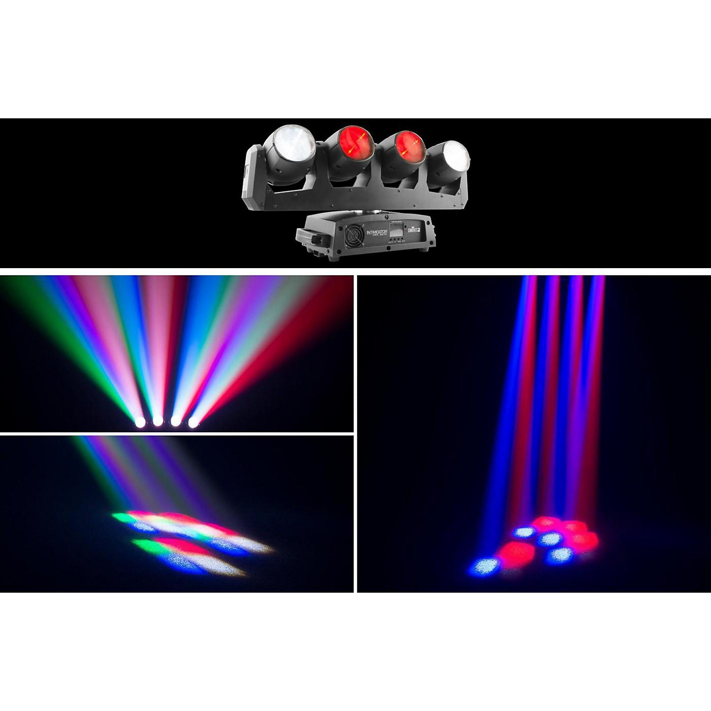 CHAUVET DJ Intimidator Wave 360 IRC LED Moving Heads (4) thumbnail