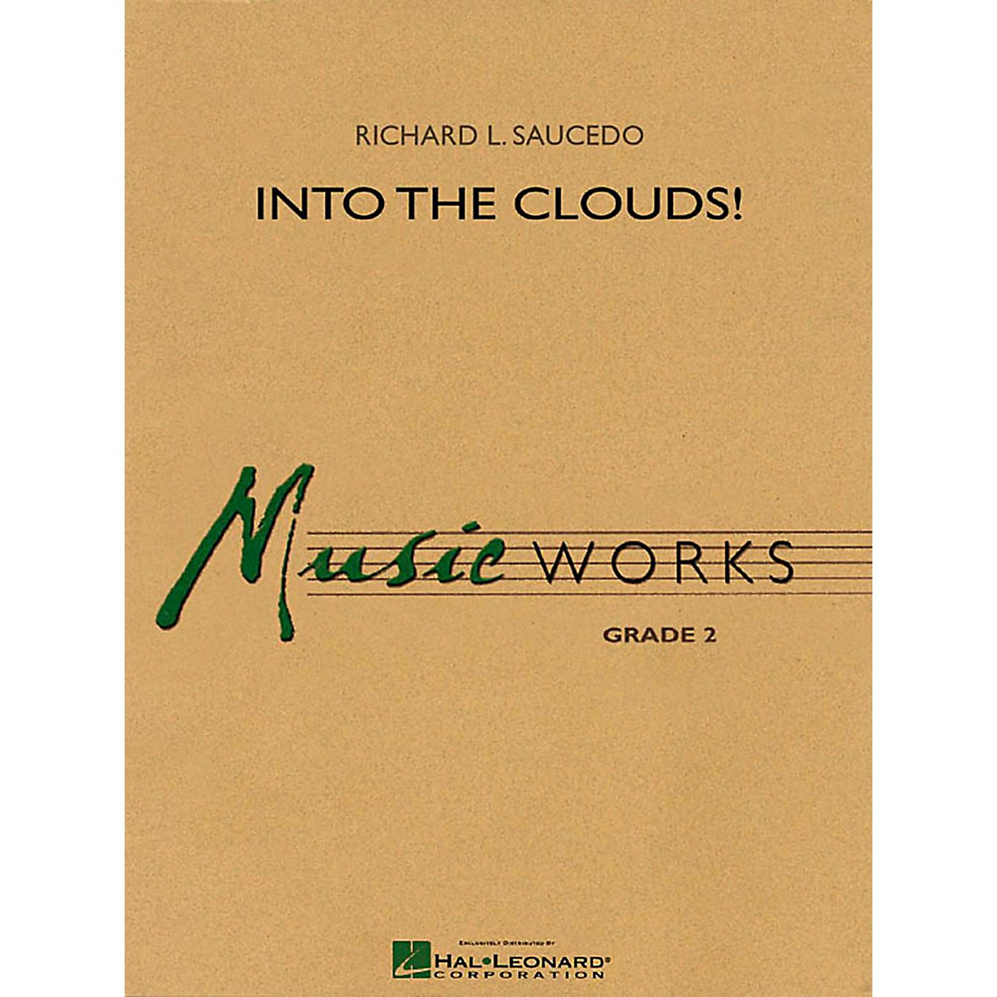 Hal Leonard Into the Clouds!  MusicWorks Grade 2 Concert Band thumbnail