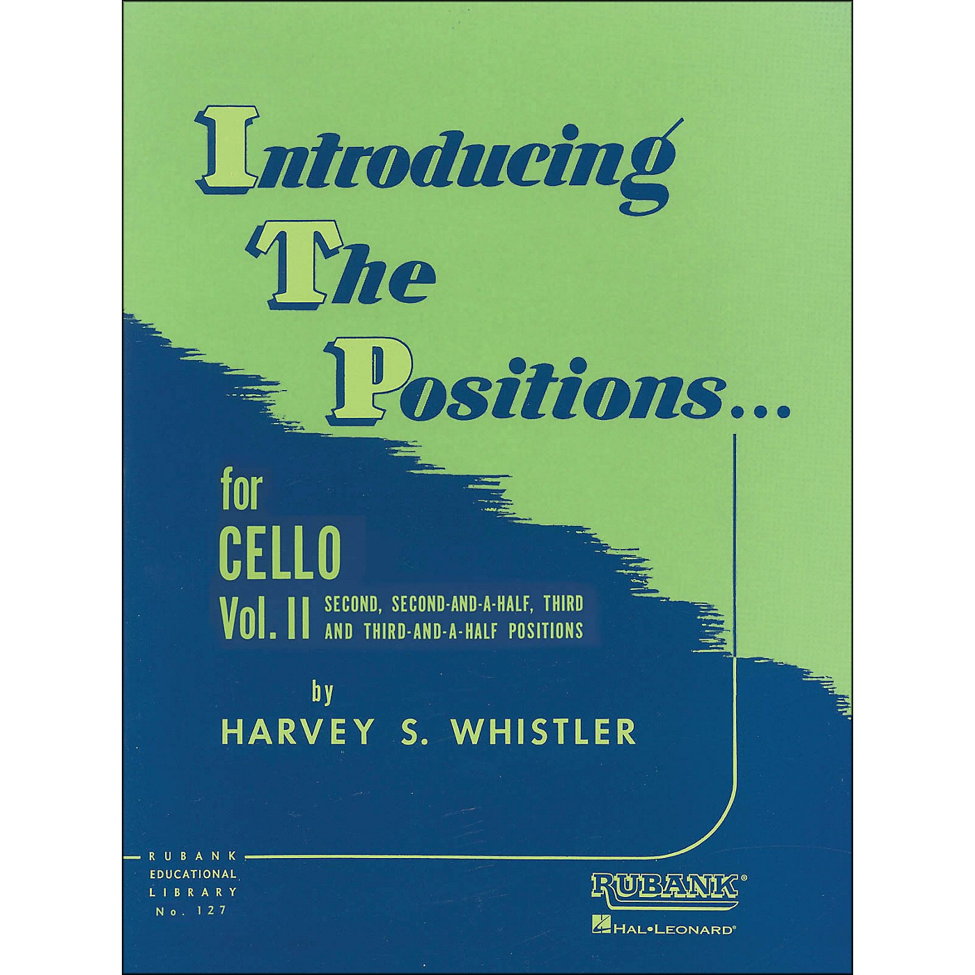 Hal Leonard Introducing The Positions for Cello Vol 2 2nd, 2 1/2, 3rd And 3 1/2 Positions thumbnail