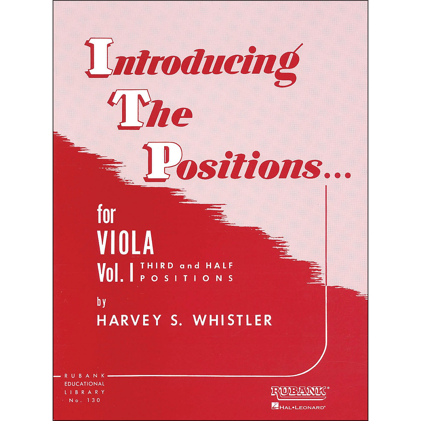 Hal Leonard Introducing The Positions for Viola Vol 1 Third And Half Positions thumbnail