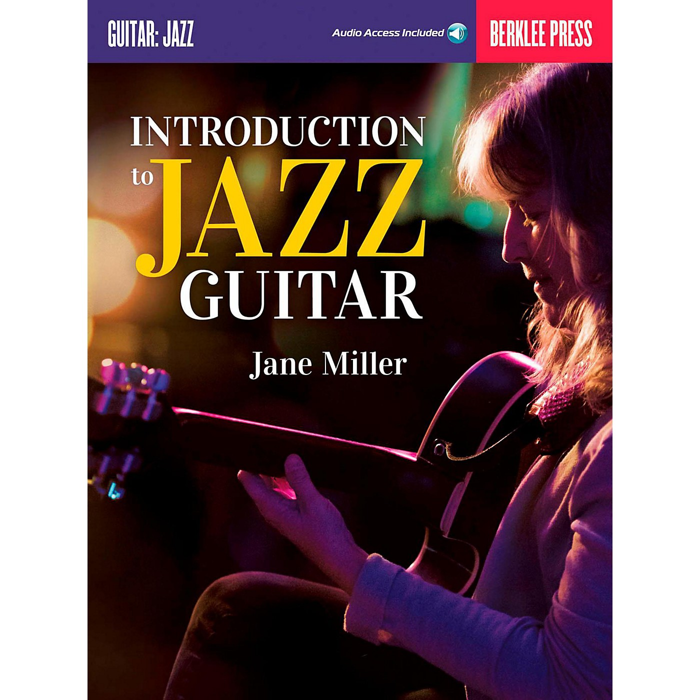 Berklee Press Introduction To Jazz Guitar Book/Online Audio thumbnail