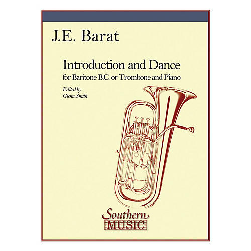 Southern Introduction and Dance (TC & BC Instruments) Southern Music Series Arranged by Glenn Smith thumbnail
