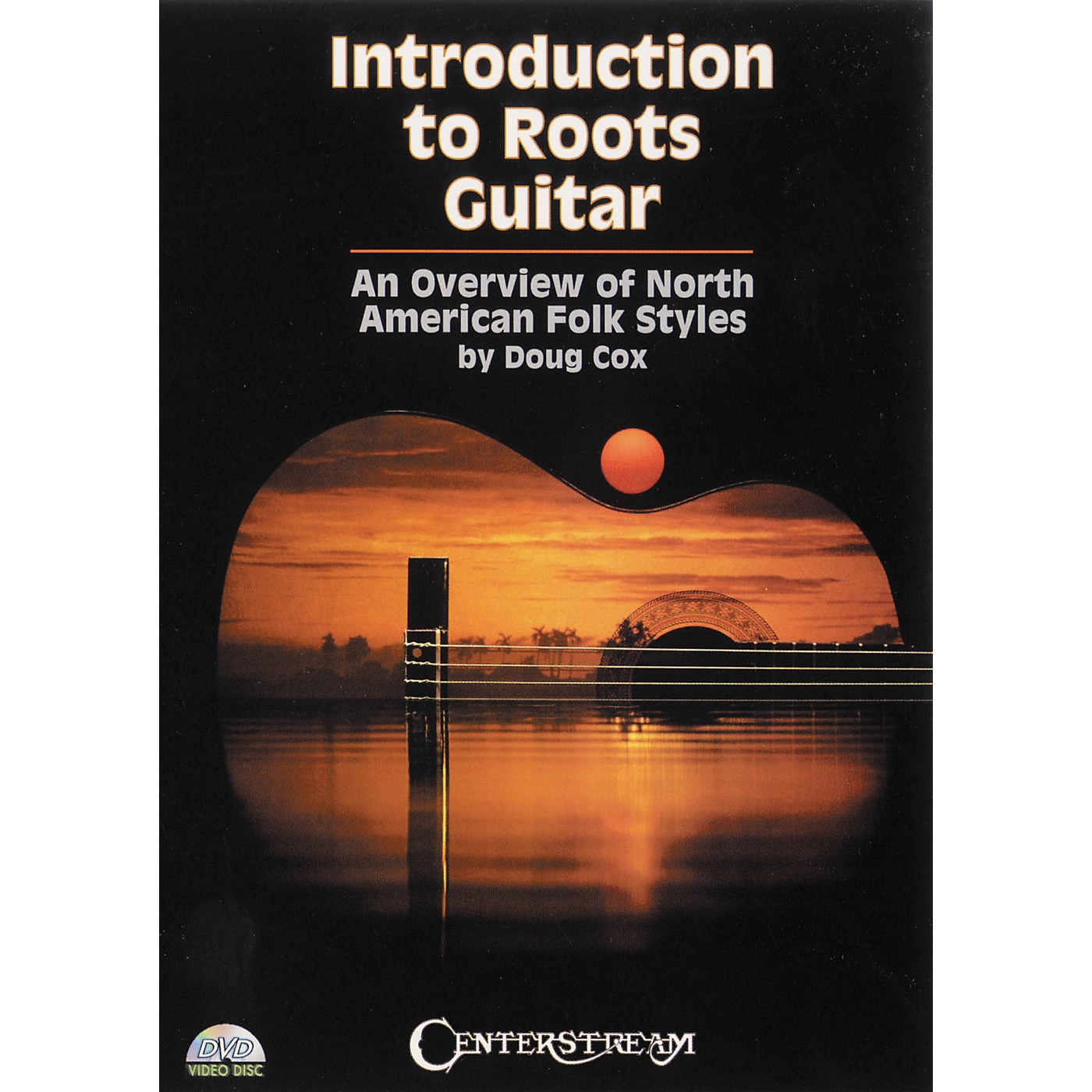 Centerstream Publishing Introduction to Roots Guitar (DVD) thumbnail